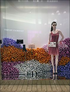 If life in general feels a bit less Christmasy this year, it may be because Dior® has cornered the Christmas Ornament market to produce its Holiday window displays. The drifts of Christmas Balls do...