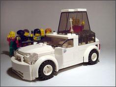 Popemobile by Gufy