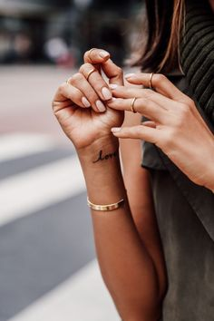 Minimal stacked rings. Find simiar stacked ring sets here: http://asos.do/0yrzQ6 http://asos.do/DJzkTu