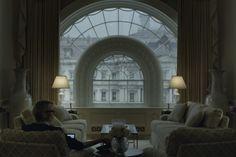 House Of Cards Set Design & Interior Designs