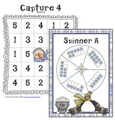Common Core: Capture 4 Combinations for 10 Strategy Games