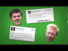 ▶ Rainbow Laces: Right Behind Gay Footballers - YouTube