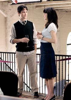 Blue dress 500 days of summer 68