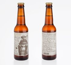 """""""Au yeah!, a valencian beer with an american style packaging"""