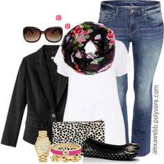Plus Size - Casual Fashion Ropa Para Gorditos 653b3ed3ec7a