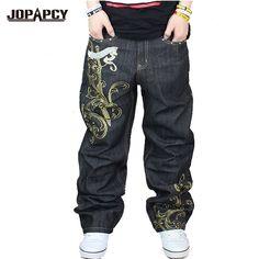 (39.57$)  Buy here  - HOT Jeans Men Fashion Denim Pants Crotch Big Haren Trousers Printed Dance Hip Hop Mens Casual Plus Size Masculino Hombre MYA0231