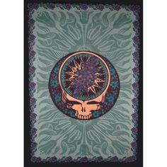 Grateful Dead - Blue Rose SYF Tapestry | OldGlory.com