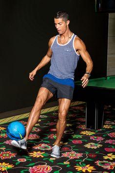 Cristiano Ronaldo and Alessandra Ambrosio Show Us What to Wear When Yo | GQ