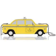 Kate Spade Taxi Clutch