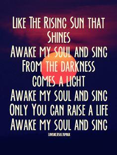 Awakening by Chris Tomlin