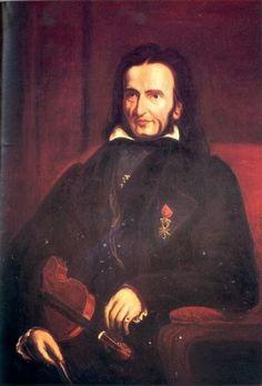 Niccolò Paganini, il Maestro: Lettera di Paganini a Patten/Letter from Paganini ...