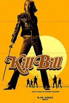 Kill Bill #Poster #Design