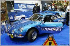 #alpine #a110 #gendarmerie #france #automobile #voiture #sportive #jante #jantes #quartierdesjantes quartierdesjantes.com