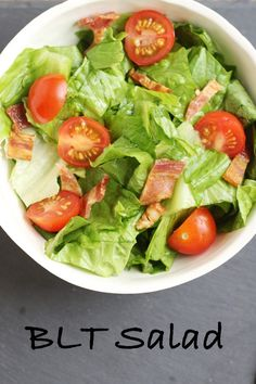Everyone in your family will love this salad. My 10 year old son will eat it!
