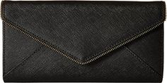 Rebecca Minkoff Women's Cleo Wallet on a Chain, Black, One Size >>> Find out more about the great product at the image link.
