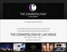 #Cosmopolitan #LV