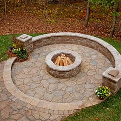 This would tie our stone in nicely.Wayne Harbin Outdoor Space - Custom Builder Showcase Homes Span the South - Southern Living