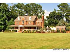 FOR SALE! 2100 OLD AIRPORT ROAD! 5 BEDS, 3 1/2 BATHS! 4562 SQUARE FEET! LOCATED ON 23.01 ACRES! HOME INCLUDES A CUSTOM BARN FOR 8+ HORSES!