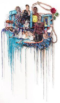 Sophia Narrett ('14) This Meant Nothing Arts+Leisure 1571 Lexington Ave, New York, New York 10029 May 28 – June 28, 2015