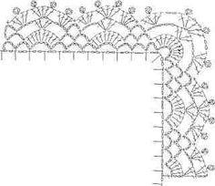 Crochet puntilla