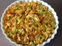 Tatin apples with dried fruits - Healthy Food Mom Healthy Fast Food Breakfast, Fast Healthy Meals, Healthy Fruits, Healthy Eating, Healthy Recipes, Healthy Food, Food Film, Mediterranean Recipes, Easy Cooking