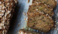 zucchini bread oatmeal Bon Appetit