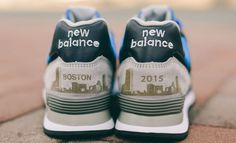 Concepts Reps Boston Roots With Special New Balance 574 Silhouette | DUNK360