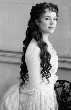 Gina Beck: beautiful singer, beautiful lady. Seen here as Christine in The Phantom of the Opera.