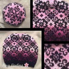 Ravelry: Fina Evelina Slouchy Beanie pattern by JennyPenny