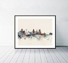baltimore city skyline .colorful pop art minimalist watercolor Wanderlust, Baltimore City, Painting & Drawing, Illustration, Pop Art, Watercolours, Poster, Minimalist, Skyline