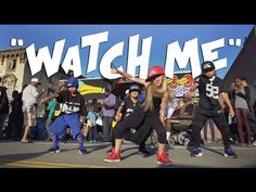 Silento - Watch Me (Whip/Nae Nae) | YAK x TURFinc Dem Bague Boyz & Phoenix Lil'Mini #WatchMeDanceOn - YouTube