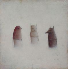Meeting the Wolfman| Paul Barnes