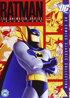 Batman: The Animated Series (TV Series 1992–1995)