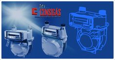 #consigaspecas - Medidores de Gás Predial, tem na www.consigaspecas.com.br