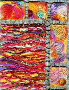 Aventures Textiles: Arlequin