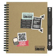 hm... new scrapbook idea? Mini Smash Folio