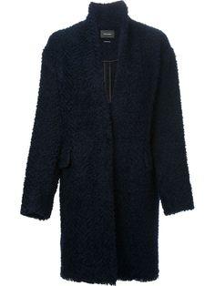 Isabel Marant 'gabriel' Coat - Apropos The Concept Store - Farfetch.com