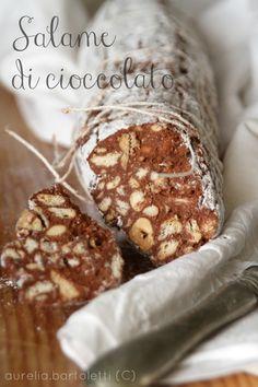 Profumi in Cucina Salame di cioccolato