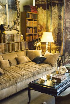 Gabrielle Coco Chanel's Apartment  at 31 Rue Cambone Paris