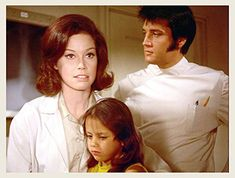 Elvis Presley, Mary Tyler Moore, and Lorena Kirk in Change of Habit New Movies, Good Movies, Movies And Tv Shows, Barbara Mcnair, Change Of Habit, Mary Tyler Moore, Elvis Presley, Movie Tv, Popular