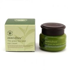 Innisfree The green Tea Seed Cream 50ml / 1.69oz #Innisfree #333korea #skincare #beauty #koreacosmetics #cosmetics #oppacosmetics #cosmetic #koreancosmetics