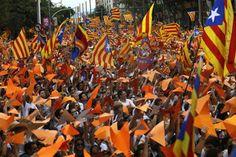 notizie  G.M.:  Catalogna, agli indipendentisti la maggioranza as...