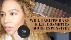 Will Tariffs Affect the Price of ELF Cosmetics? Skincare, Eyeshadow, Cosmetics, Makeup, How To Make, Beauty, Make Up, Eye Shadow, Skincare Routine