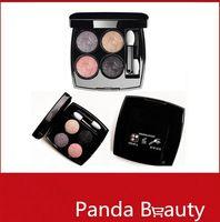 1PCs Marca Profesional C Maquillaje originales Limited 4 colores de sombra de ojos Shimmer Mate Metalizado Paleta envío gratuito