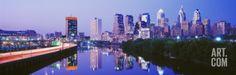 Philadelphia, Pennsylvania, USA Photographic Print by Panoramic Images at Art.com