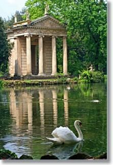 """Ancient Roman Villas and Gardens in Rome"""" submitted by RomeTour ..."""