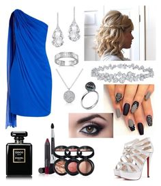 """""""Untitled #776"""" by floridaflower11 ❤ liked on Polyvore featuring Harry Winston, Plukka, BillyTheTree, Anne Sisteron and Laura Geller"""