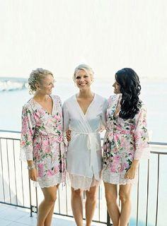 Bridal & Bridesmaid Robes
