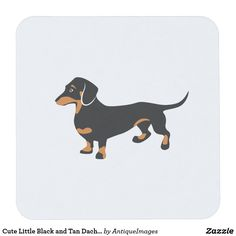 Cute Little Black and Tan Dachshund Coaster Follow the link to see this product on Zazzle! @zazzle #dog #dogs #dogstuff #dogpin #pet #pets #animals #animal #fun #buy #shop #shopping #sale #dogowner #dogmom #dogdad #dogperson #dogpeople #kitchen #homedecor #coasters #coaster #drink #beverage #cup #cupholder