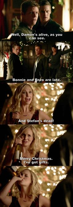 The Vampire Diaries TVD S08E07 - Caroline